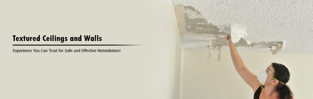 Popcorn Ceiling Removal in Toronto